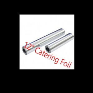 "12"" Catering Foil-Foil & Film-Oh My Packaging"
