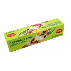 "12"" Catering Foil 30cm x 75m-Foil & Film-Oh My Packaging"