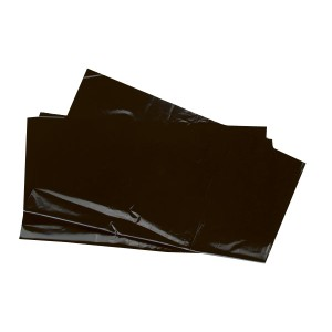 140 Gauge Black Refuse Sacks -Refuse Sacks & Bin-liners-Oh My Packaging
