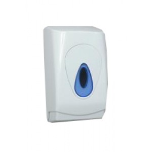 Bulk Pack Toilet Sheet Dispenser-Dispensers-Oh My Packaging