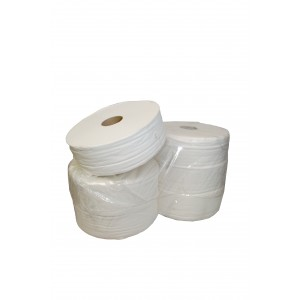 "Jumbo Toilet Rolls 3"" Core-Paper Hygiene-Oh My Packaging"