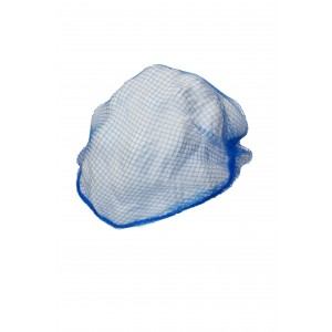 Blue Disposable Mob Caps (Net)-Protective-Oh My Packaging