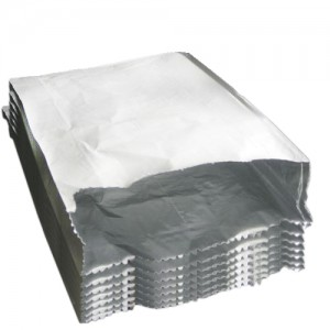 "Aluminium Foil Lined Bags - 7"" x 9"" x 12""-Assorted Fast Food Packaging -Oh My Packaging"