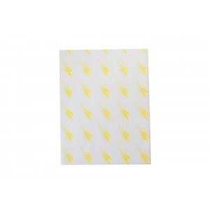 Burger Wrap Sheets Yellow-Food Wrapping Paper-Oh My Packaging