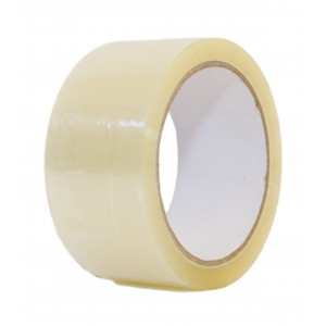 48mm x 36m Low Noise Clear Tapes.-Clear Tapes-Oh My Packaging