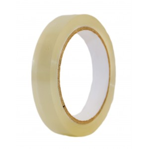 19mm x 66m Clear Std PP Tapes.-Clear Tapes-Oh My Packaging