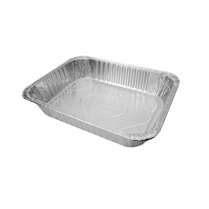 1/2 Gastro Foil Trays-Foil Containers & Lids-Oh My Packaging