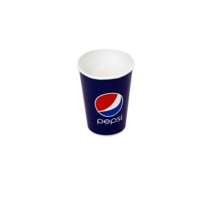 9oz Pepsi Cold Paper Cups  -Cold Paper Cups & Lids Pepsi-Oh My Packaging