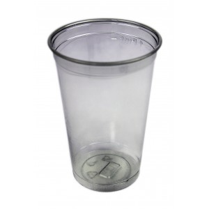 1 Pint plastic Tumblers -Disposable Glassware -Oh My Packaging