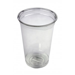 16oz Clear Smoothie Cups-Milkshake / Smoothie Cups and Lids-Oh My Packaging